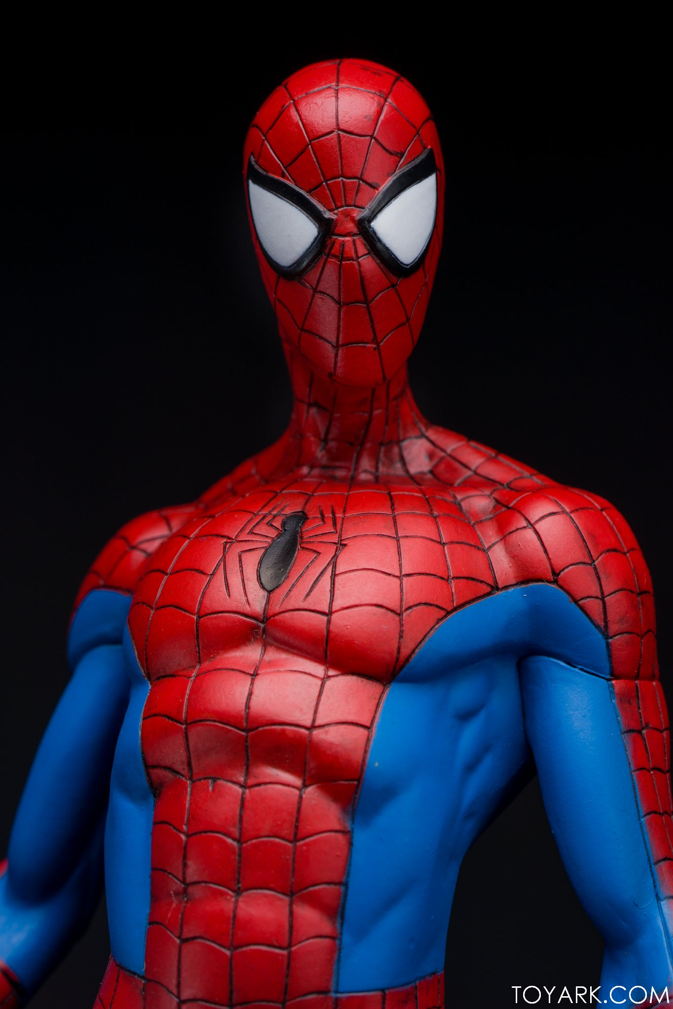 DST Marvel Gallery Spider-Man Photo Review - The Toyark - News