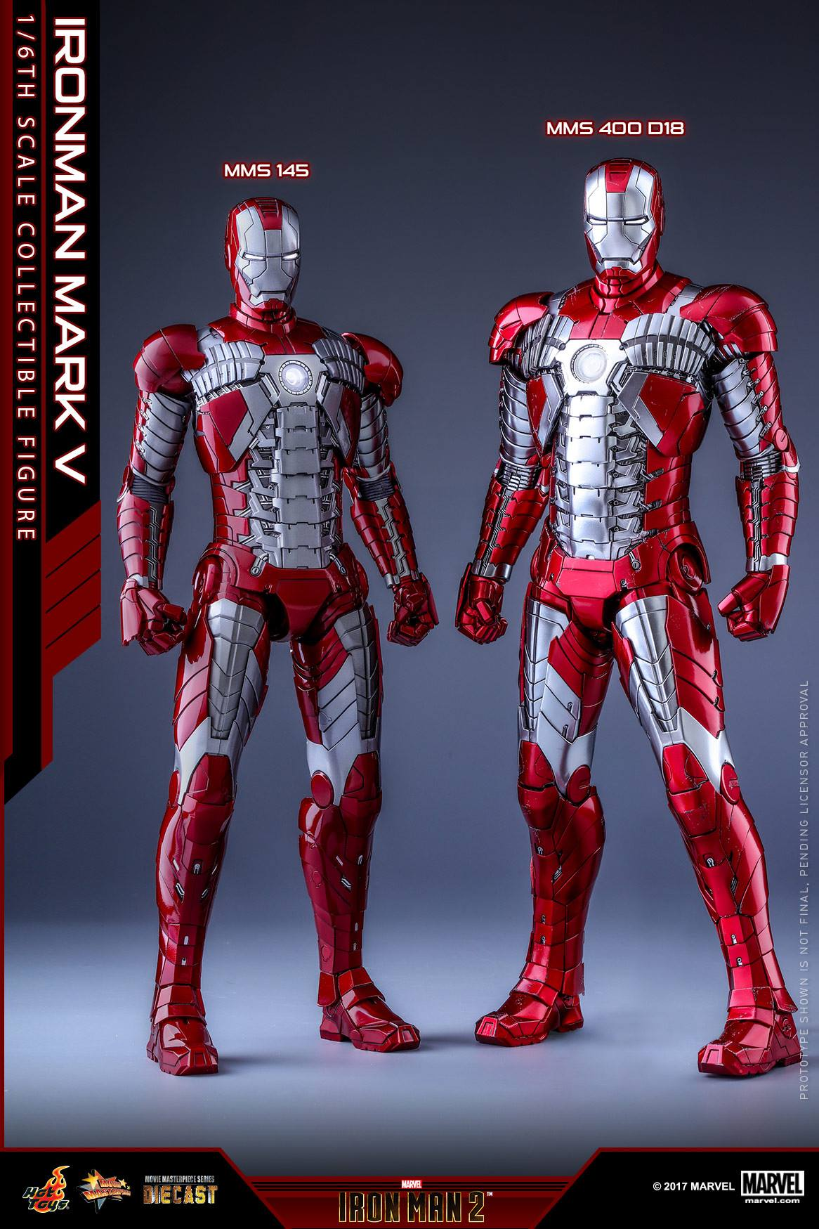 Toys For Gentleman : Hot toys diecast iron man mark v figure the toyark news