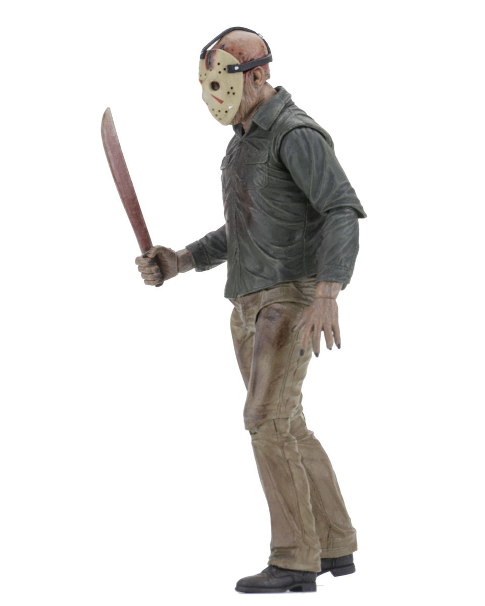 ultimate friday the 13th part 4 jason voorhees figure the toyark