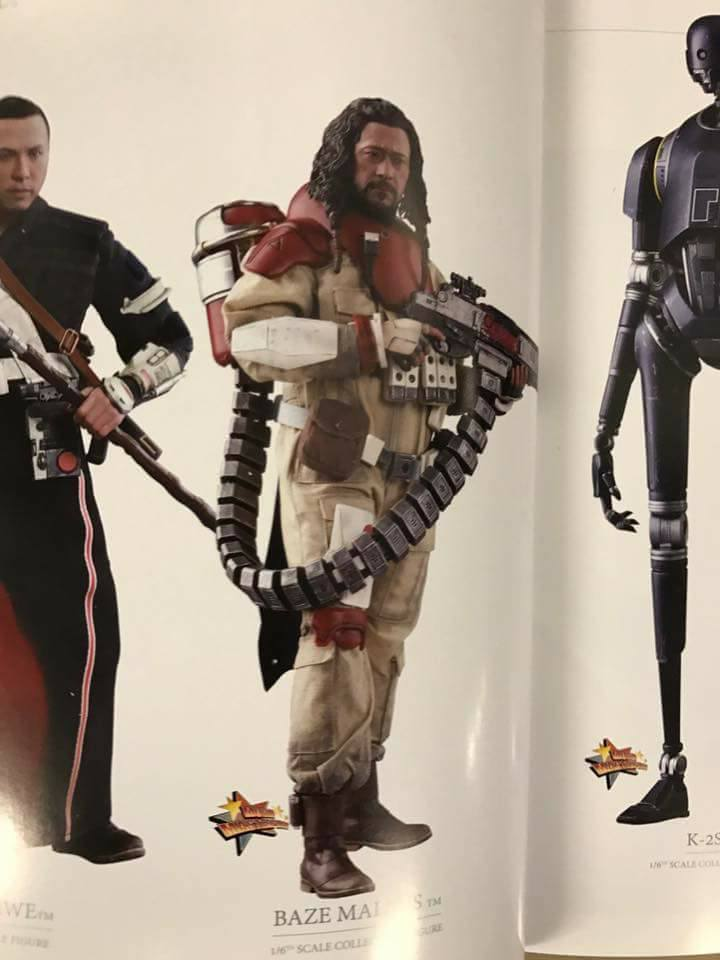 Star Wars Toys 2017 : Teasers for upcoming guardians of the galaxy and star wars