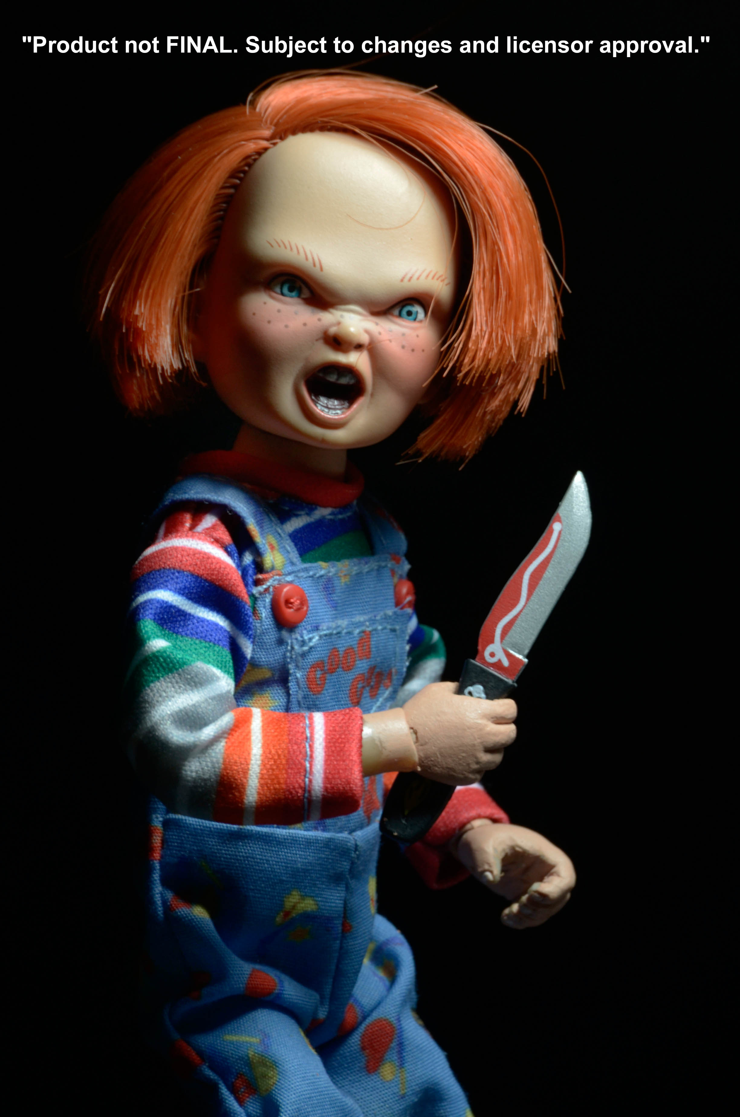Photos and Details for Child's Play Chucky from NECA - The ...