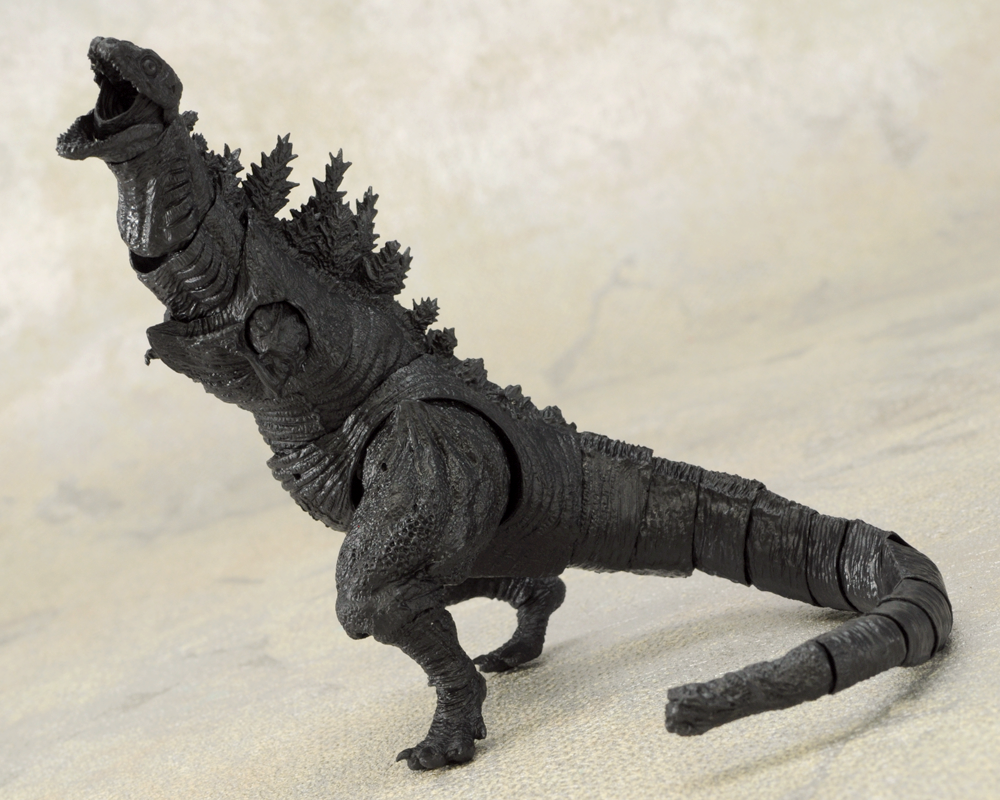 SH Monsterarts Shin Godzilla Set Prototypes 018
