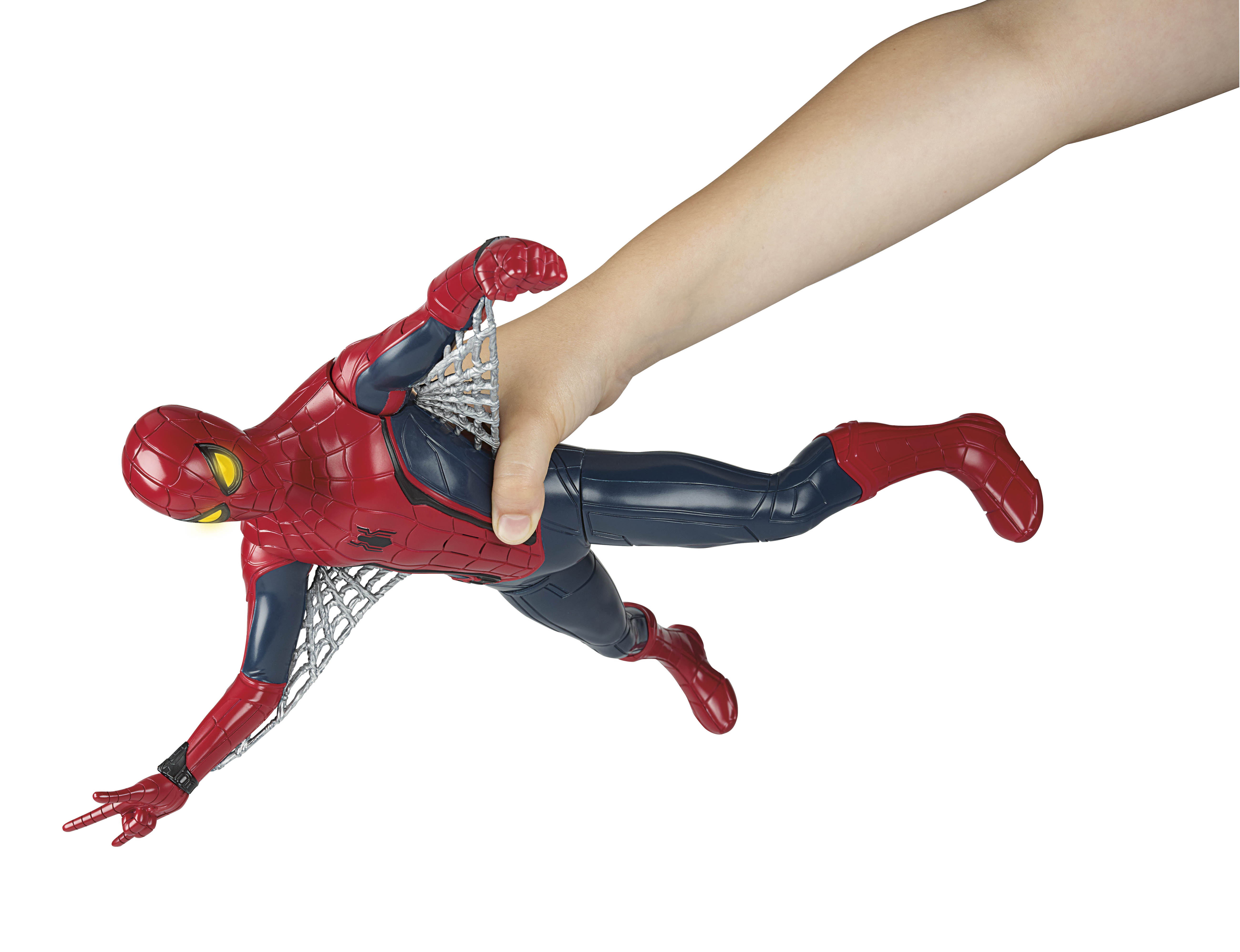 Spider Man Toys : New upcoming spider man homecoming figures and role play