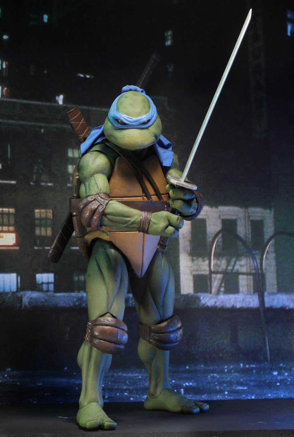 NECA 1/4 Scale 1990 Movie TMNT - Page 4 - Toy Discussion ...