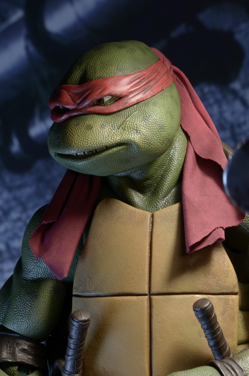 TMNT 1990 Raphael 1/4 Scale figure Available Now - The ...
