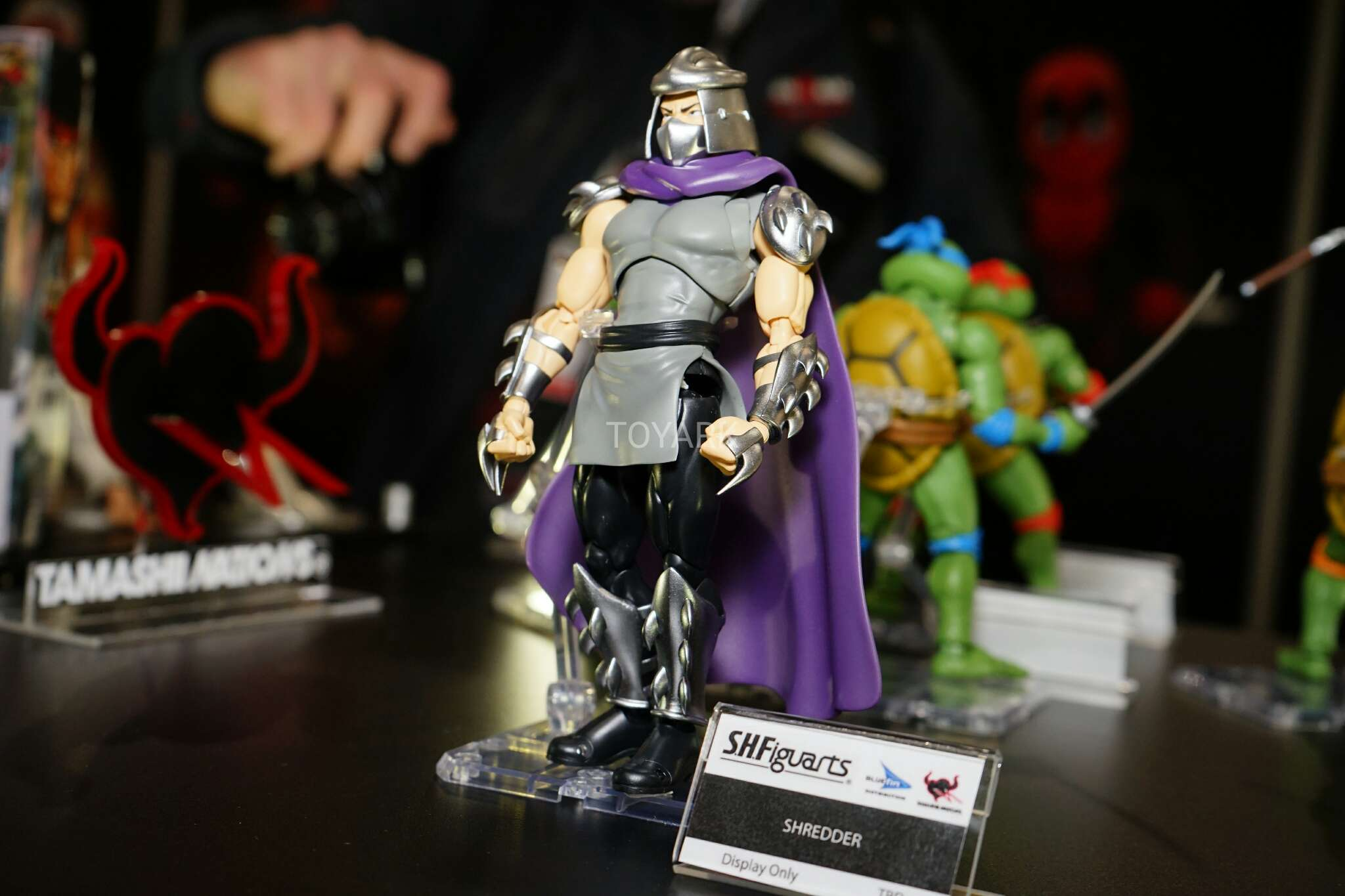 Toy Fair 2017 - Bluefin TMNT Display - The Toyark - News