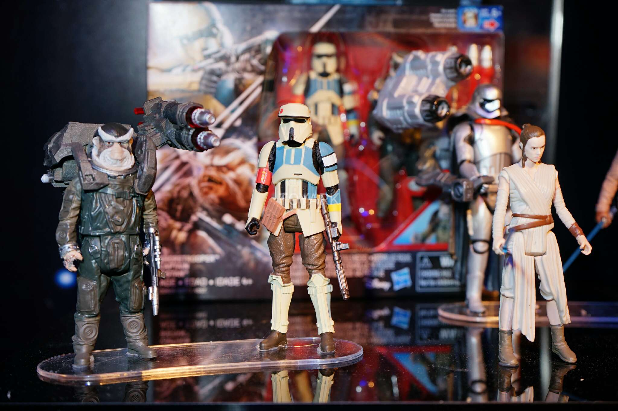Star Wars Toys Hasbro : Toy fair hasbro star wars the toyark news