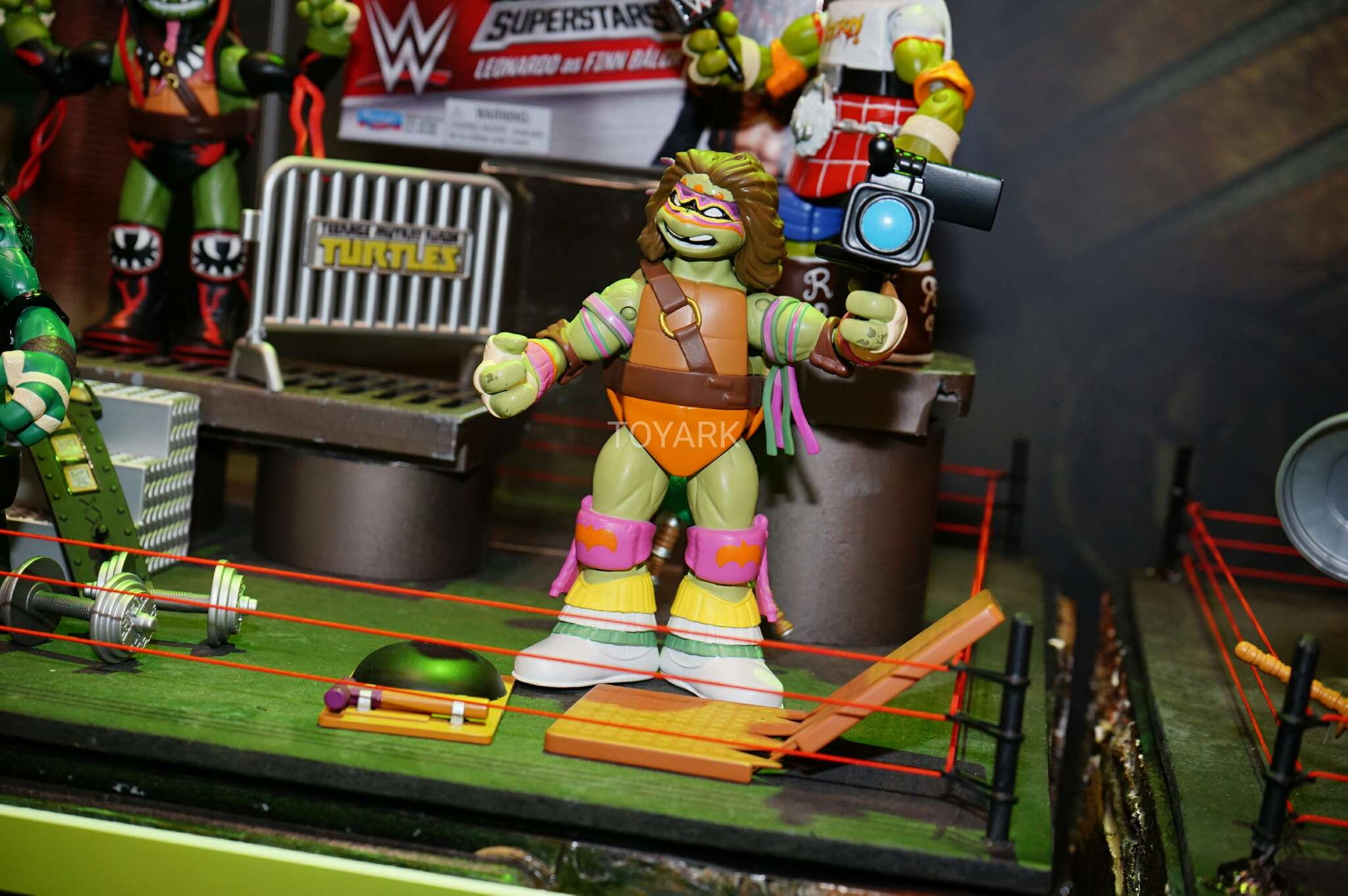 Toy Fair 2017 - Playmates Teenage Mutant Ninja Turtles ...