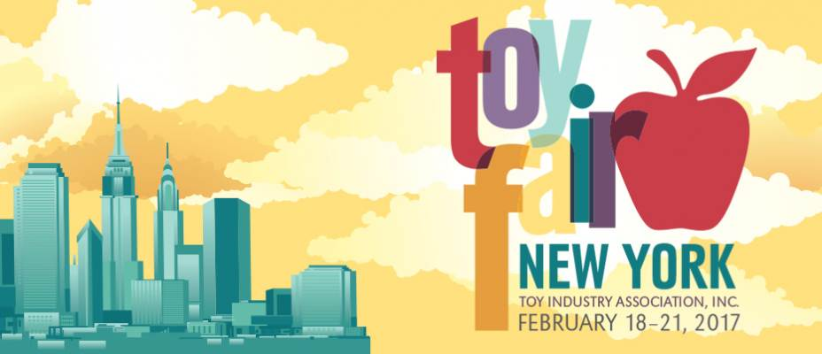 Toy Fair 2017 - All News Stories From The show