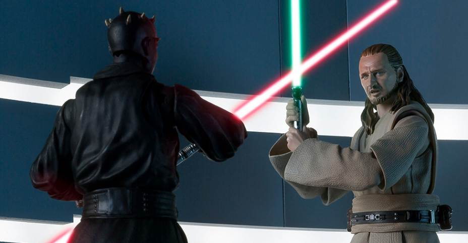 qui gon and darth maul meet joe