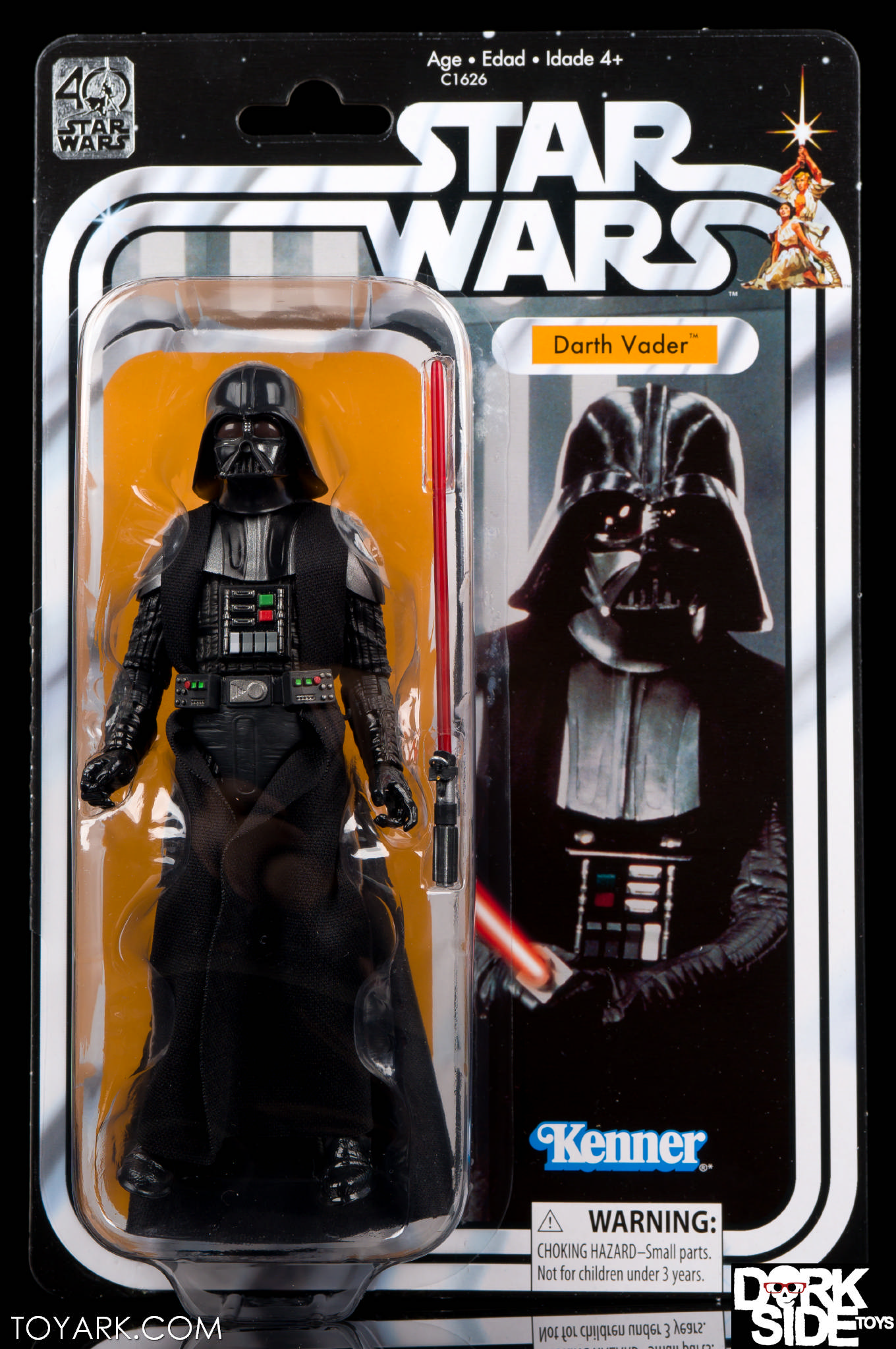 Hasbro Star Wars Black Series Darth Vader LightSaber Action Figures Kids Toy