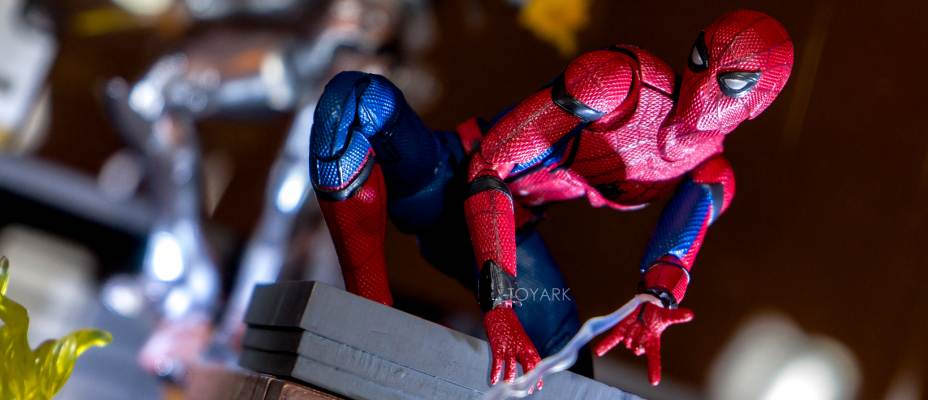 Marvel, DC, Star Wars - Tamashii Nations World Tour Closer Look
