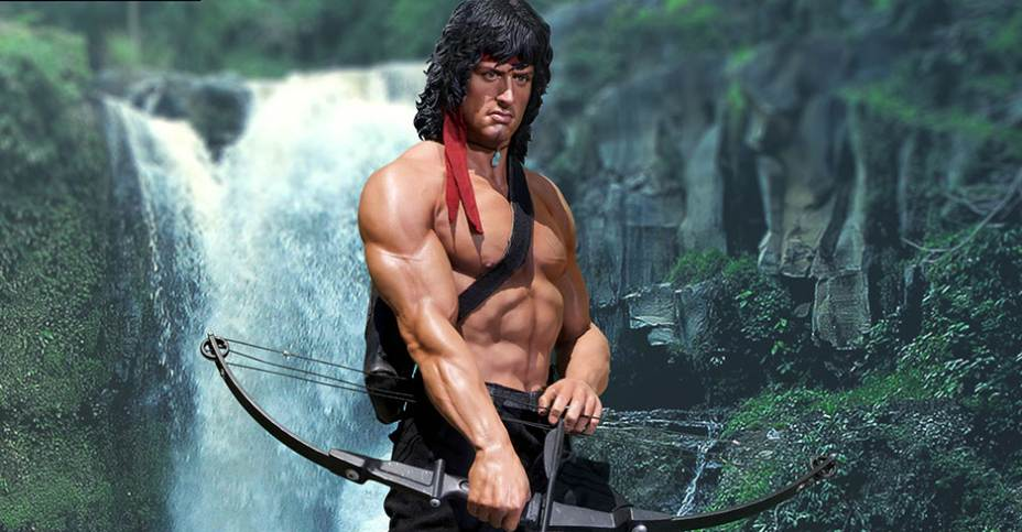 New Photos And Pre Order Details For The Pcs Toys Rambo Statue