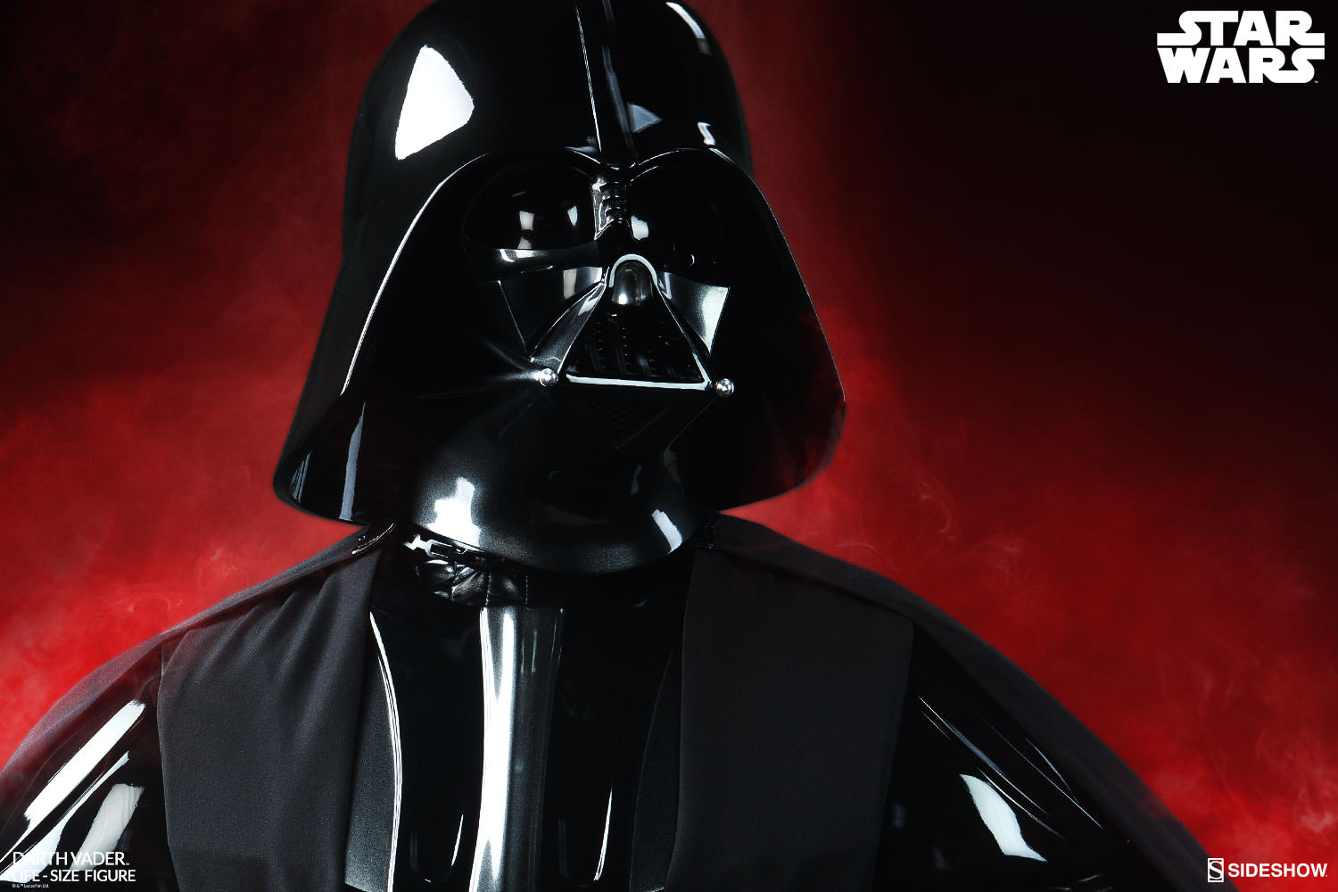 Star Wars Life Size Darth Vader Images And Details