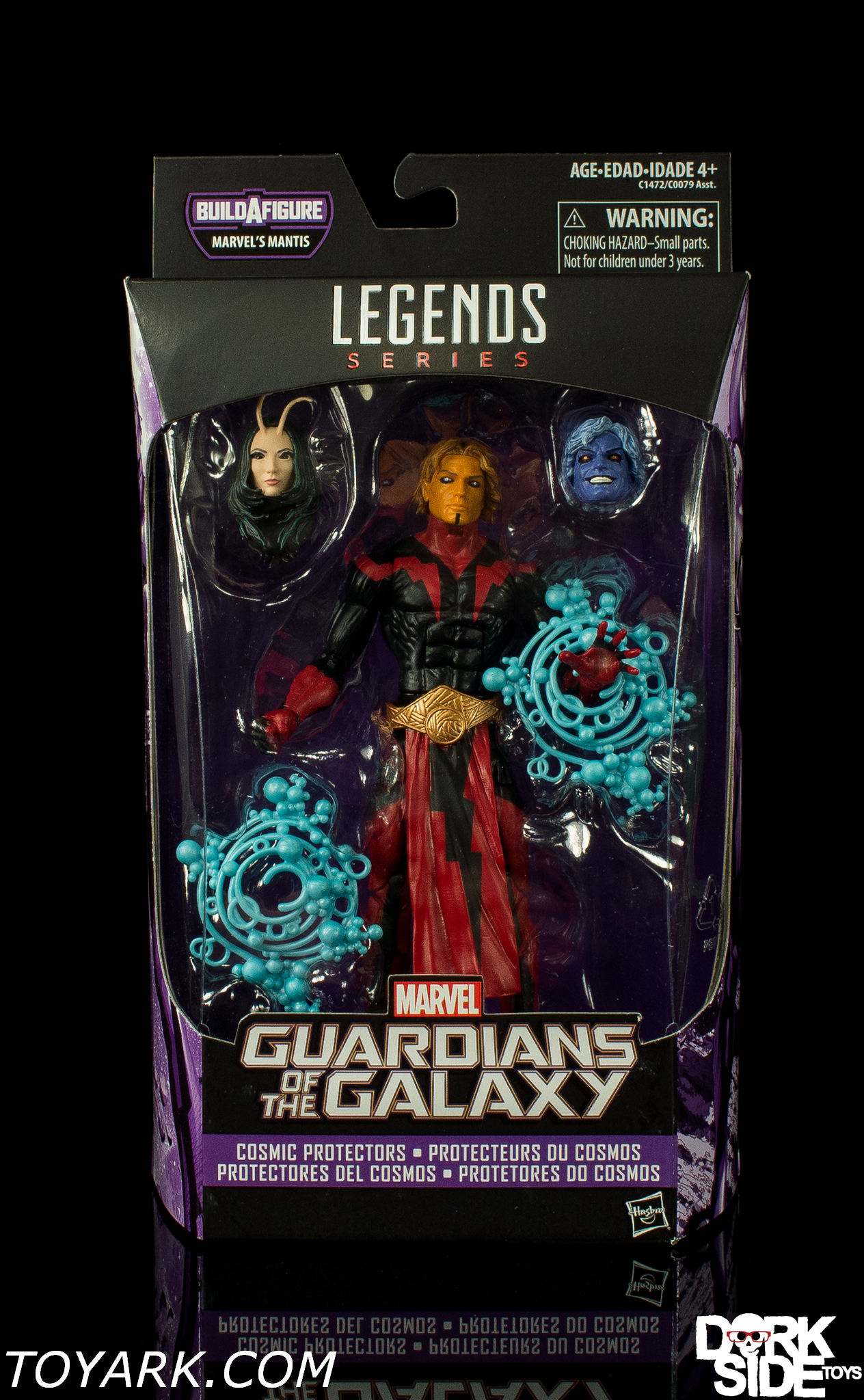 Marvel Legends Guardians of the Galaxy: Vol. 2 Adam Warlock Photo Shoot -  Additional Images