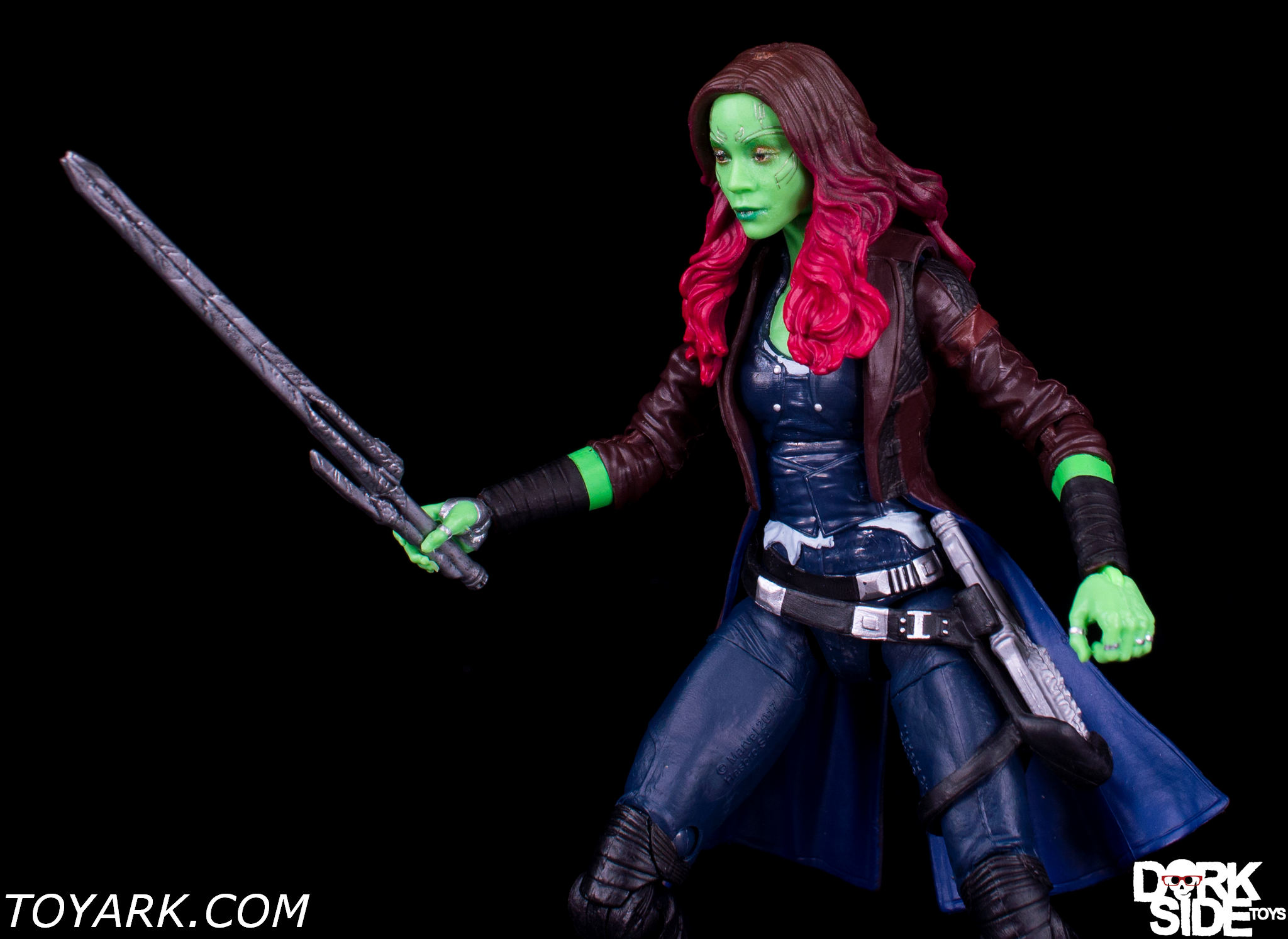 Gamora marvel guardians of the galaxy