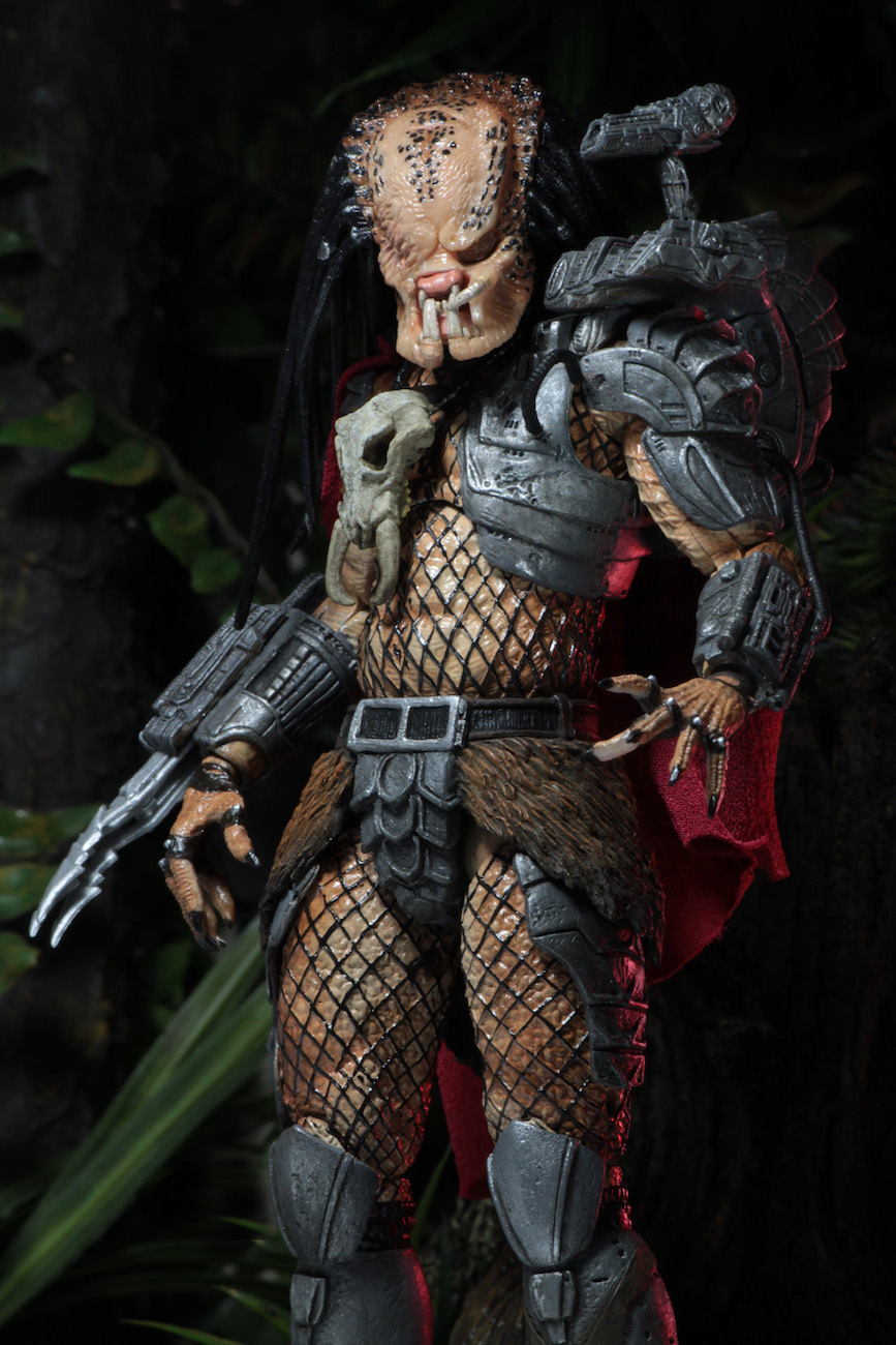 Neca Avp Ahab Predator Ultimate Figure The Toyark News