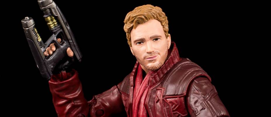 Marvel Legends Guardians of the Galaxy: Vol. 2 Star-Lord Photo Shoot