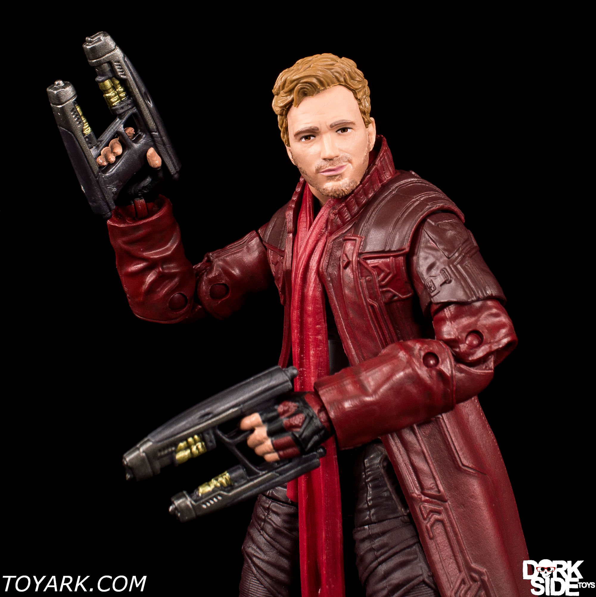 Marvel Legends Guardians of the Galaxy: Vol. 2 Star-Lord ...