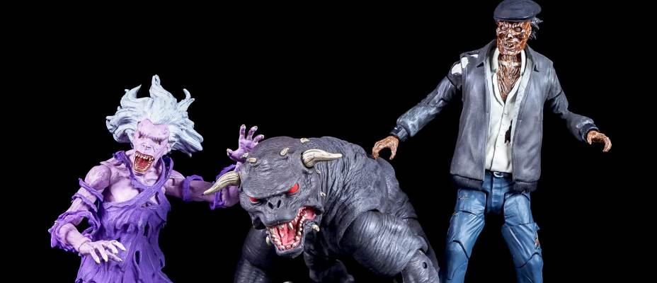 Ghostbusters Select Series 5 and Rooftop Dio - Toyark Photo Shoot