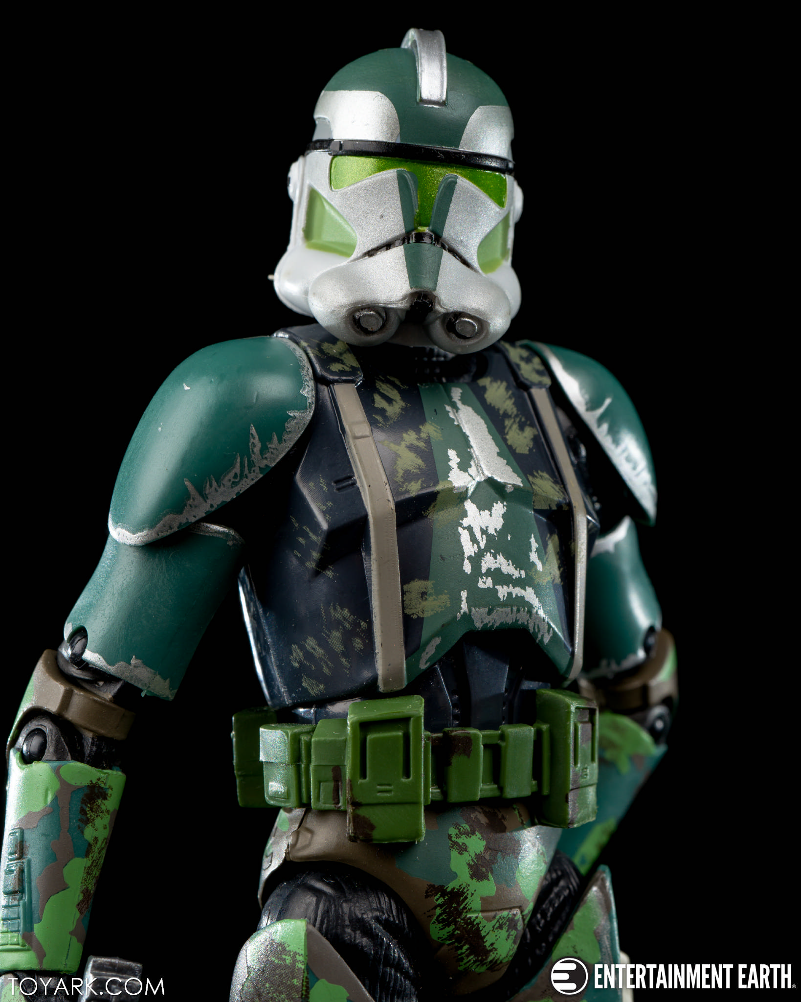 Star Wars Black Series Commander Gree Photo Shoot - The