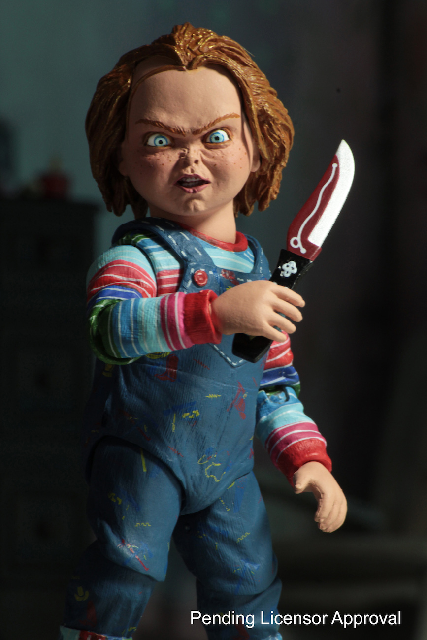 Sdcc 2017 Neca Ultimate Chucky Official Images Info 264182 on Baseball With Bat