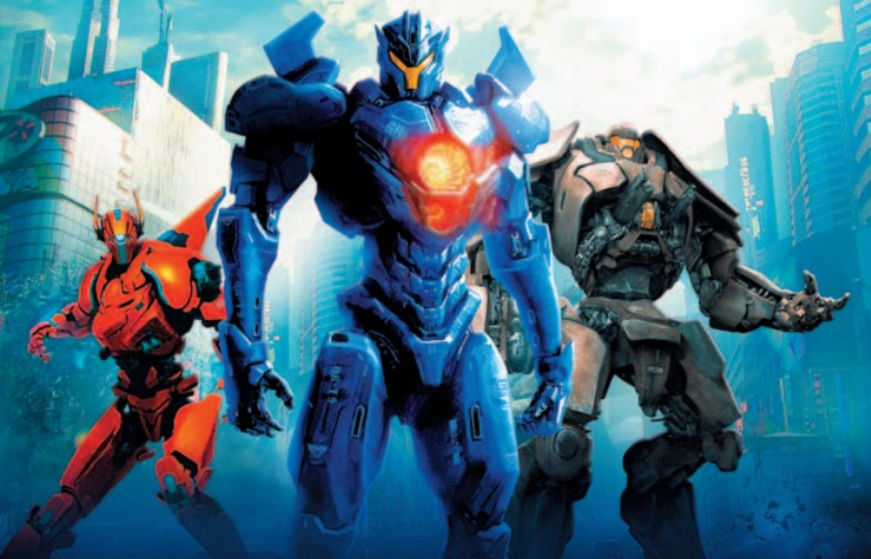 Pacific Rim Uprising Toys Coming from Diamond Select Toys ... Pacific Rim