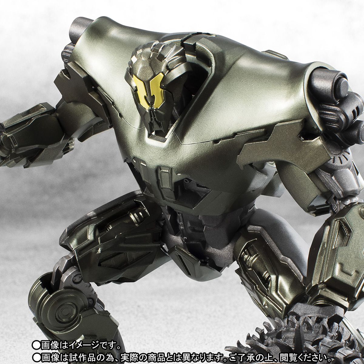 SDCC 2017 - Tamashii Nations Pacific Rim and Pacific Rim ... Pacific Rim