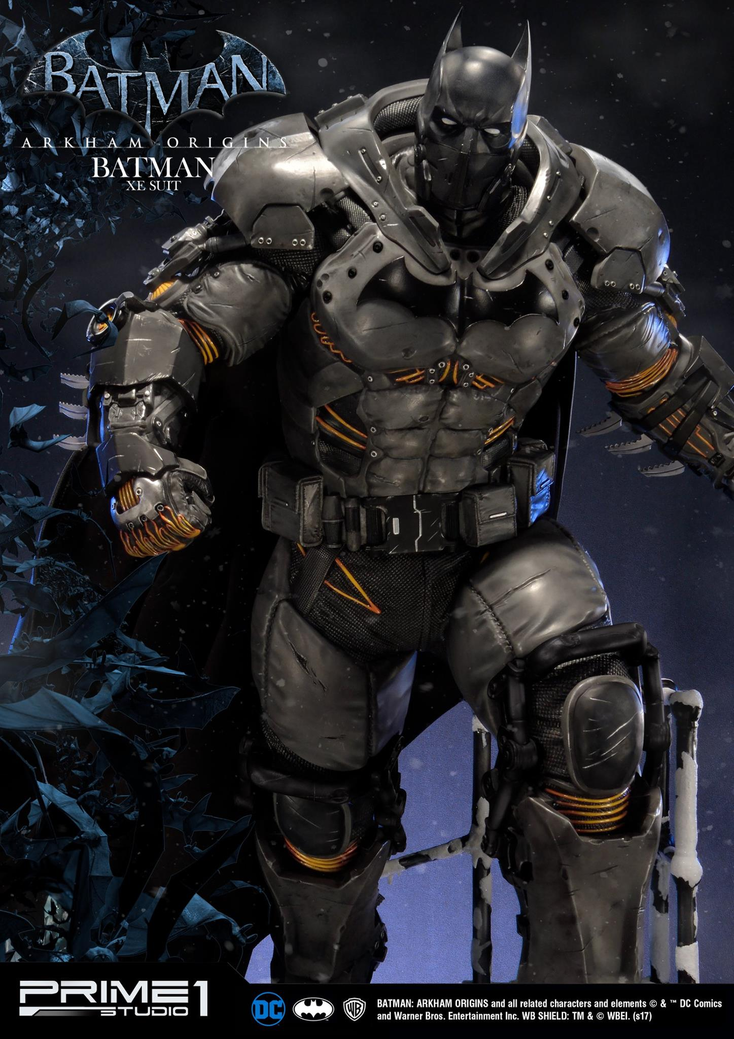 Prime 1 Batman XE Suit Statue 002