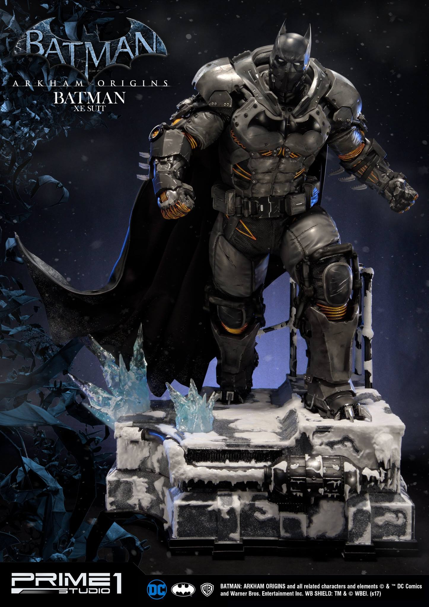 how to get cold cold heart on batman arkham origins