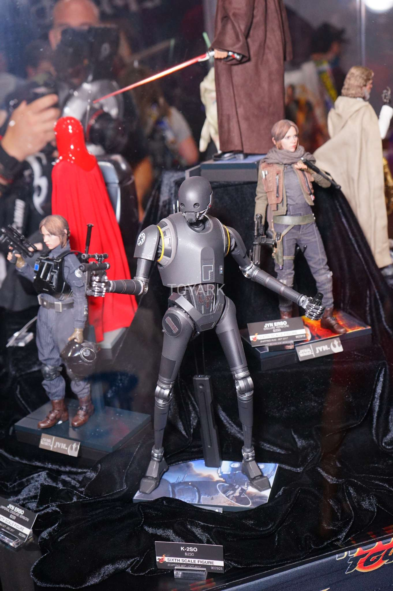 Star Wars Toys 2017 : Sdcc gallery hot toys star wars the toyark news
