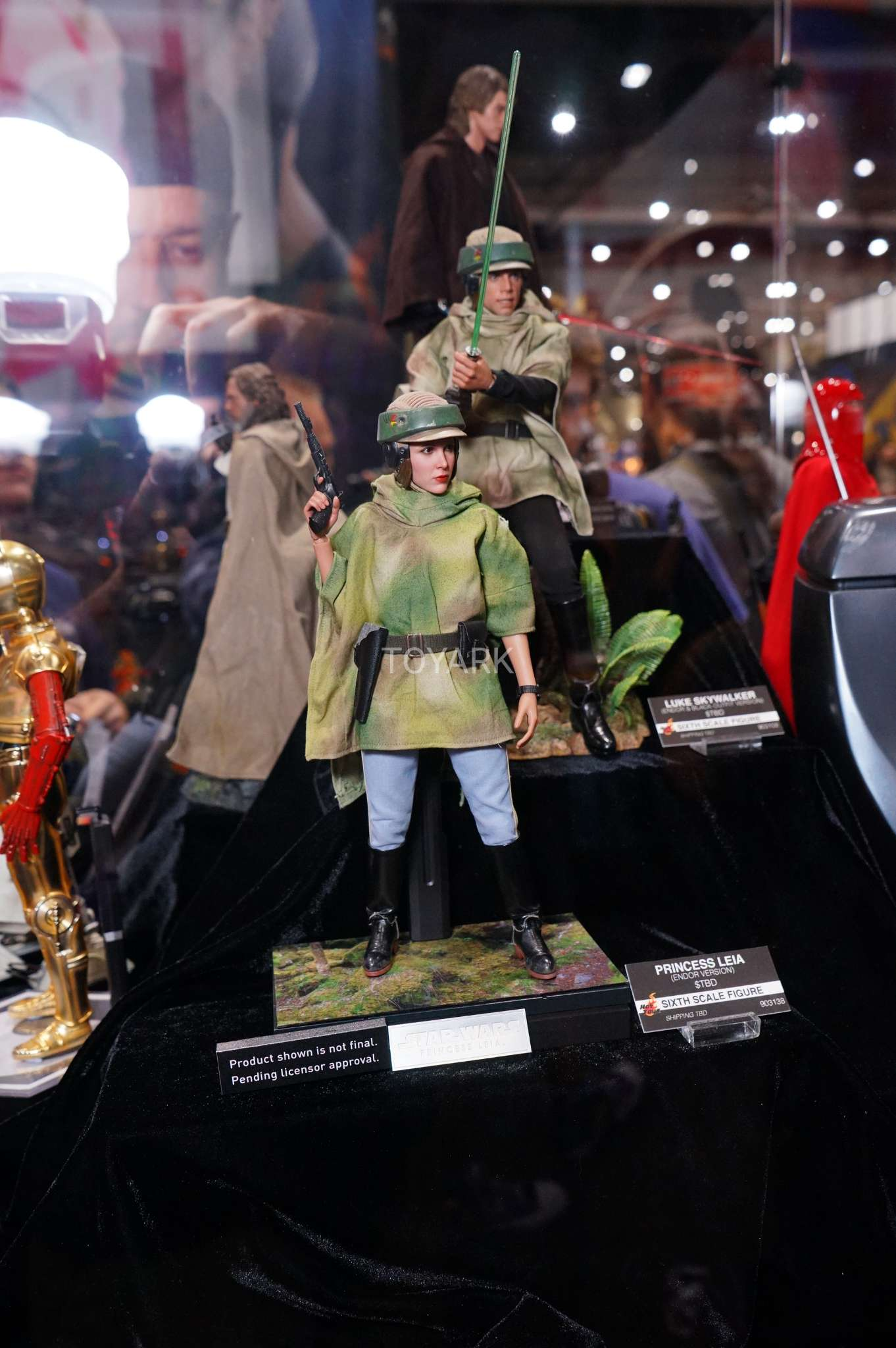 SDCC 2017 Hot Toys Star Wars 016