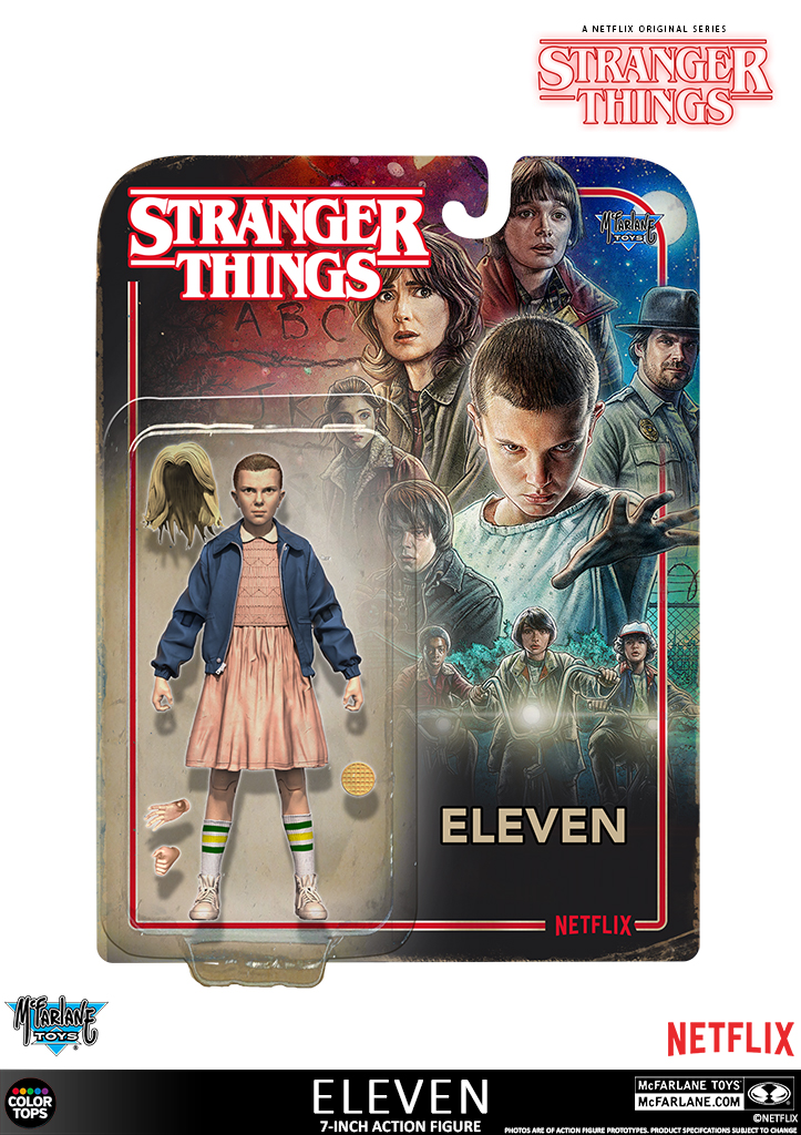 stanger things eleven