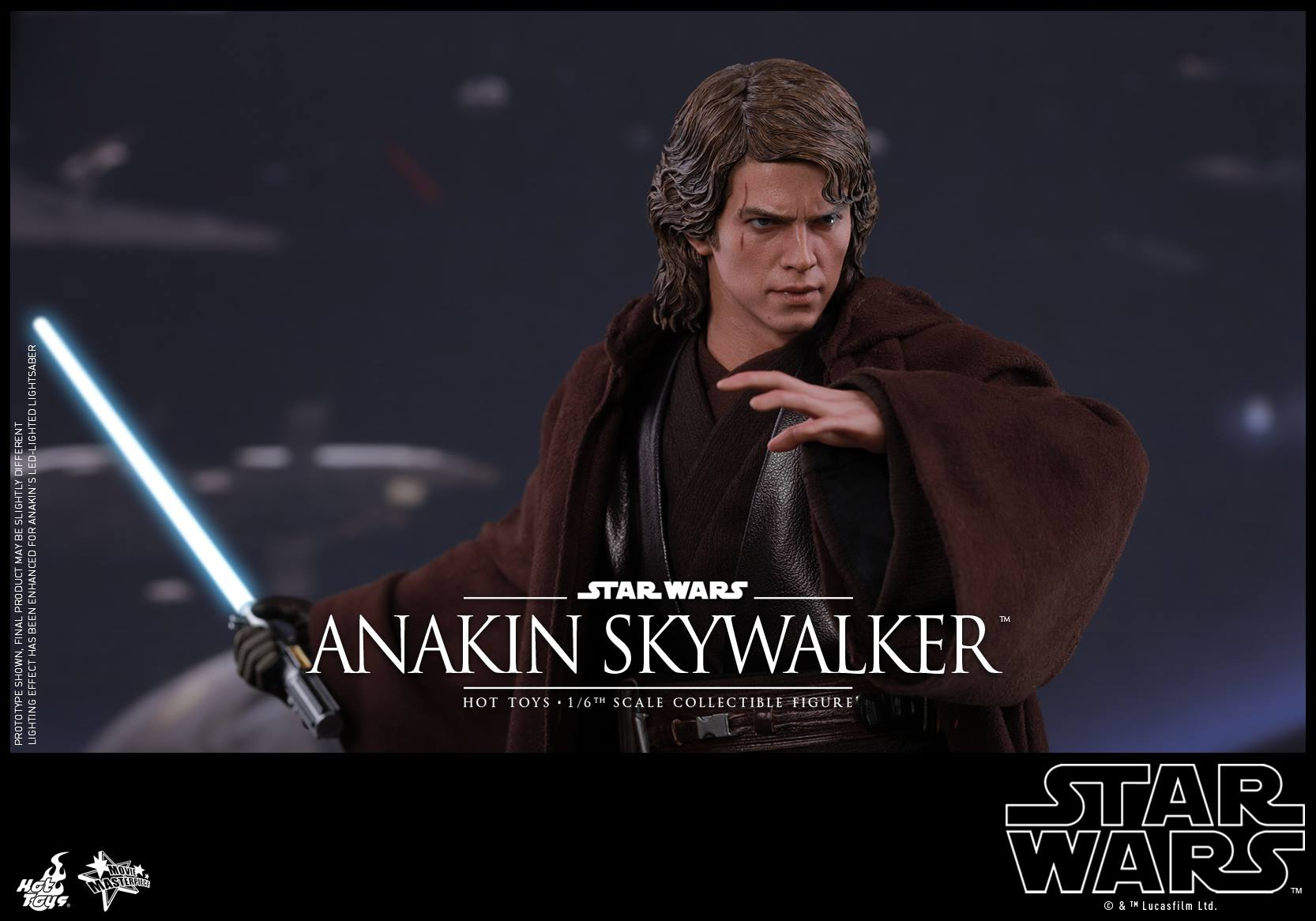 Anakin Skywalker Toys : Hot toys anakin skywalker star wars episode iii revenge