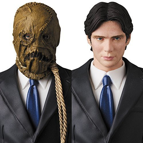 Official Photos of Scarecrow MAFEX from Batman Begins ...