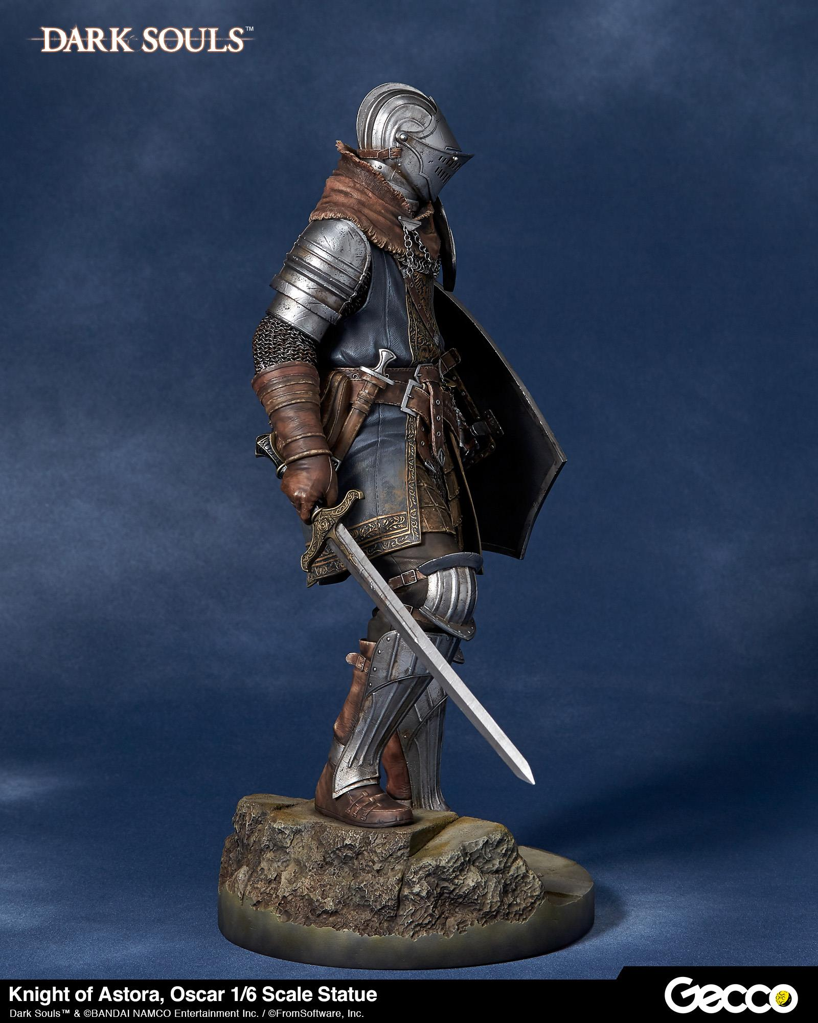 Knight Of Wands As Advice: New Details And Photos Of Dark Souls: Knight Of Astora