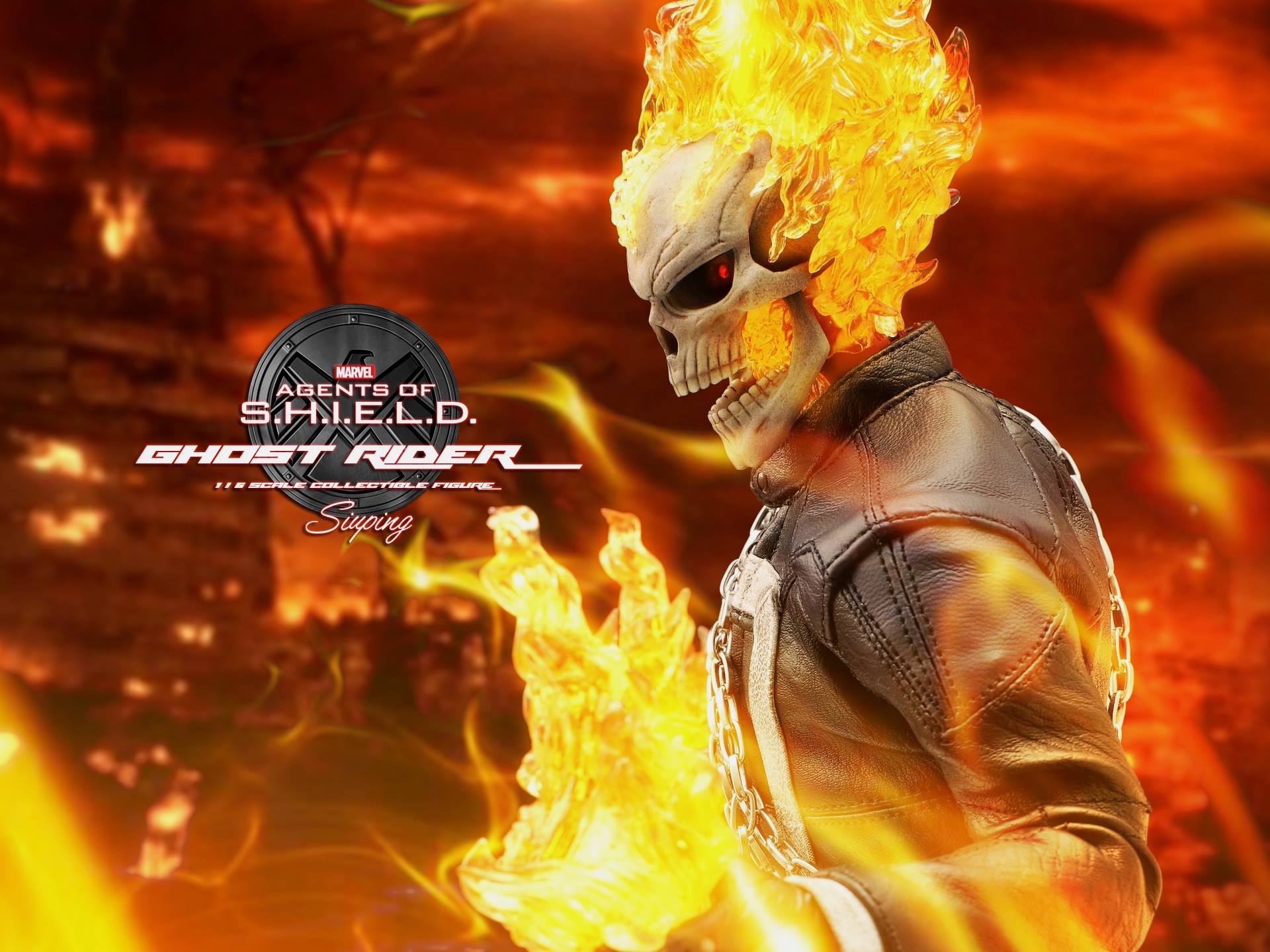Hot Toys Ghost Rider 03