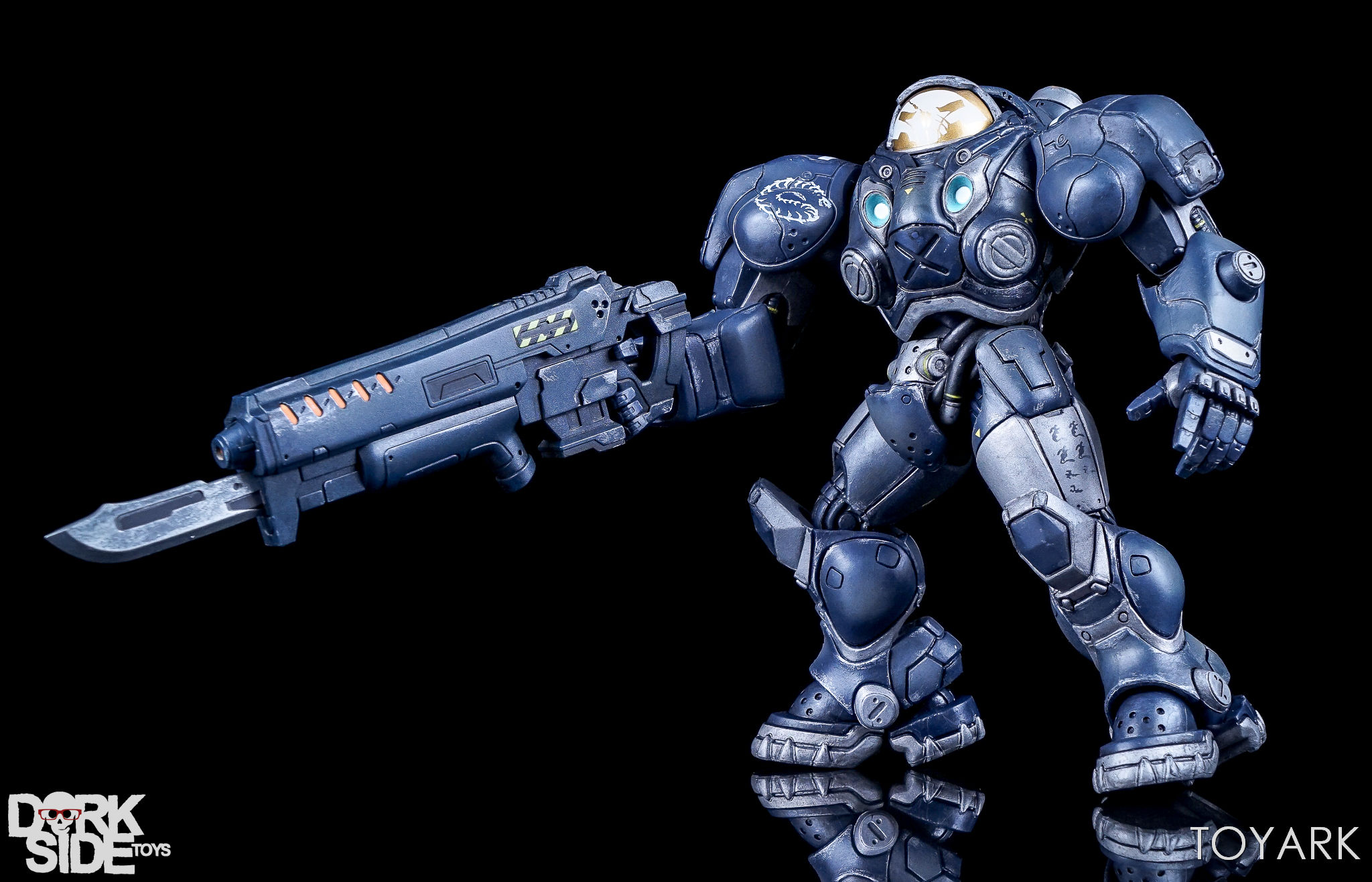 NECA Heroes Of The Storm Raynor 003