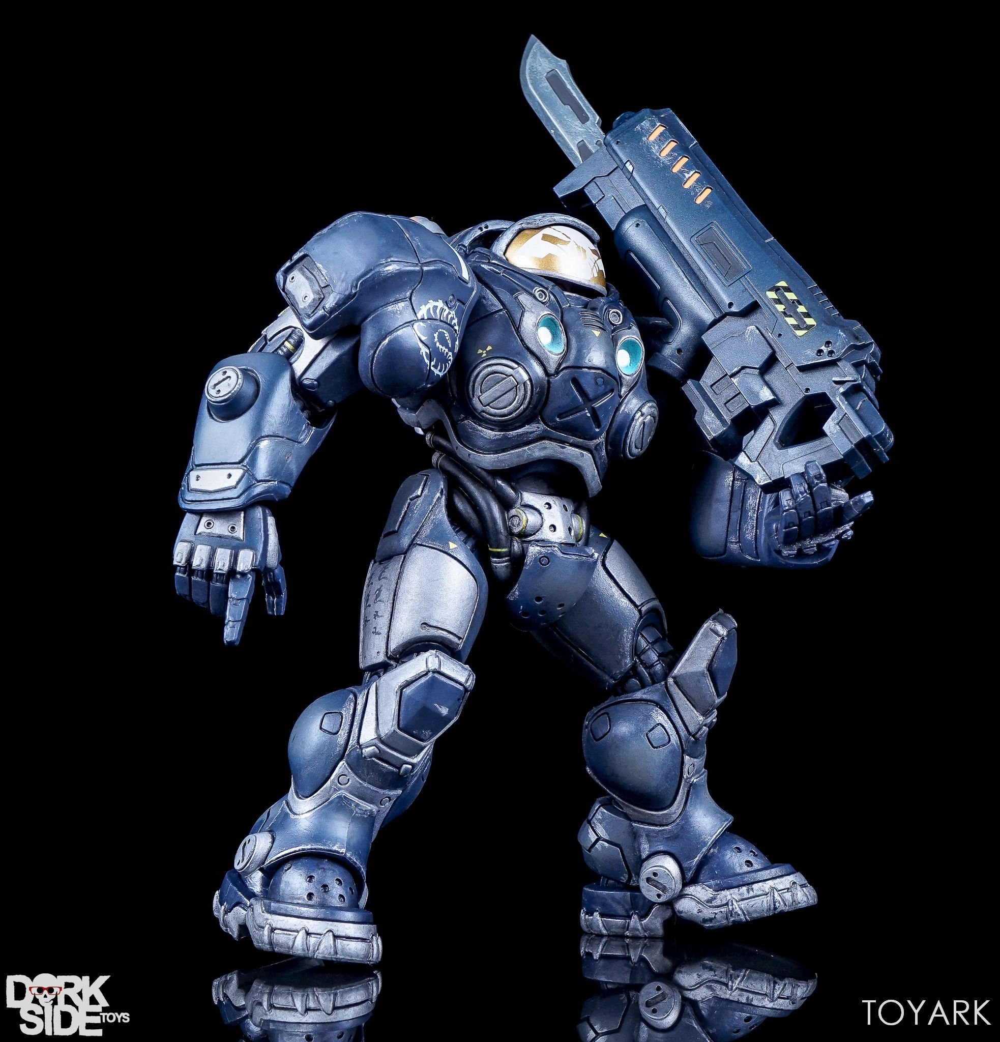 NECA Heroes Of The Storm Raynor 004