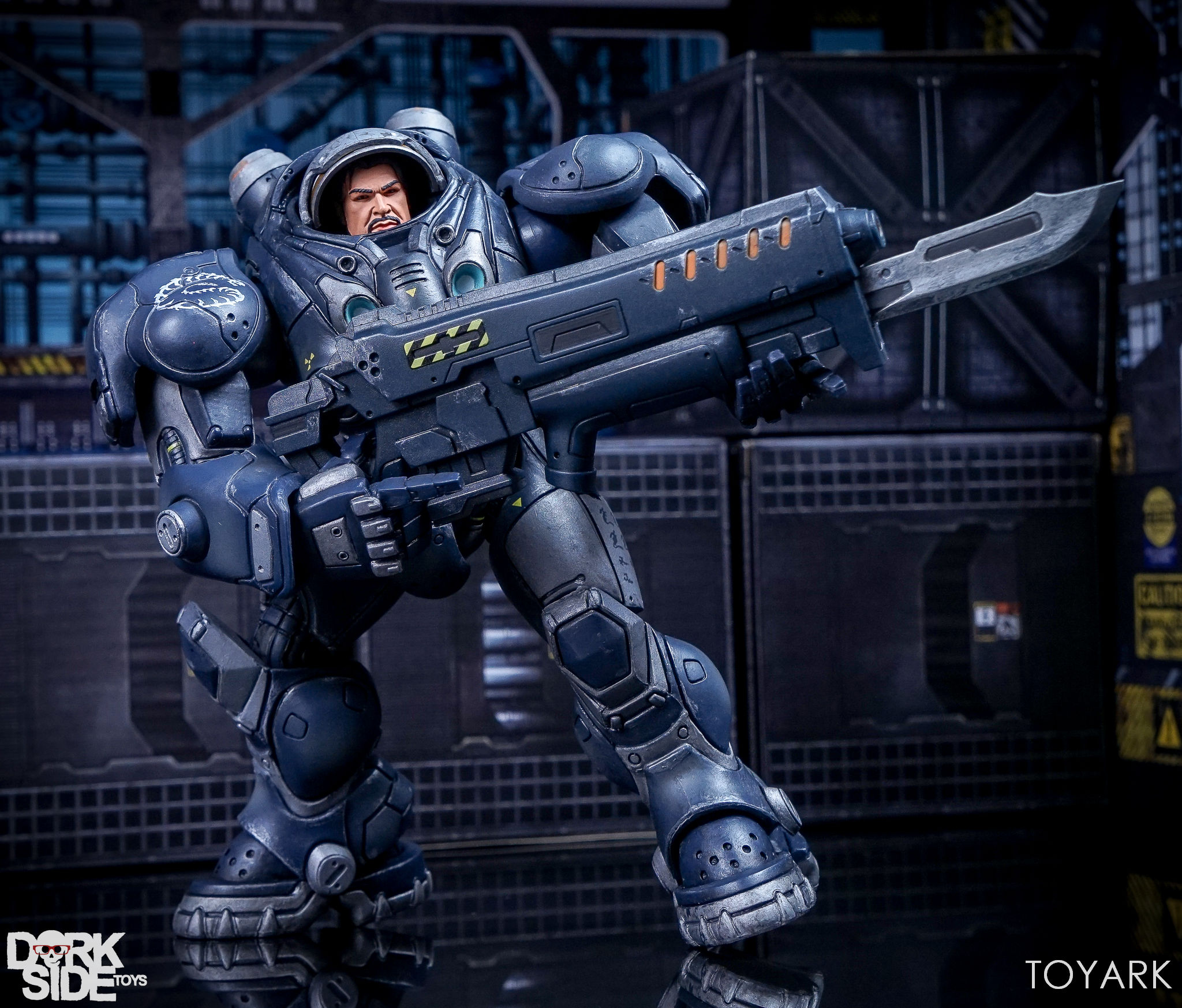 NECA Heroes Of The Storm Raynor 010