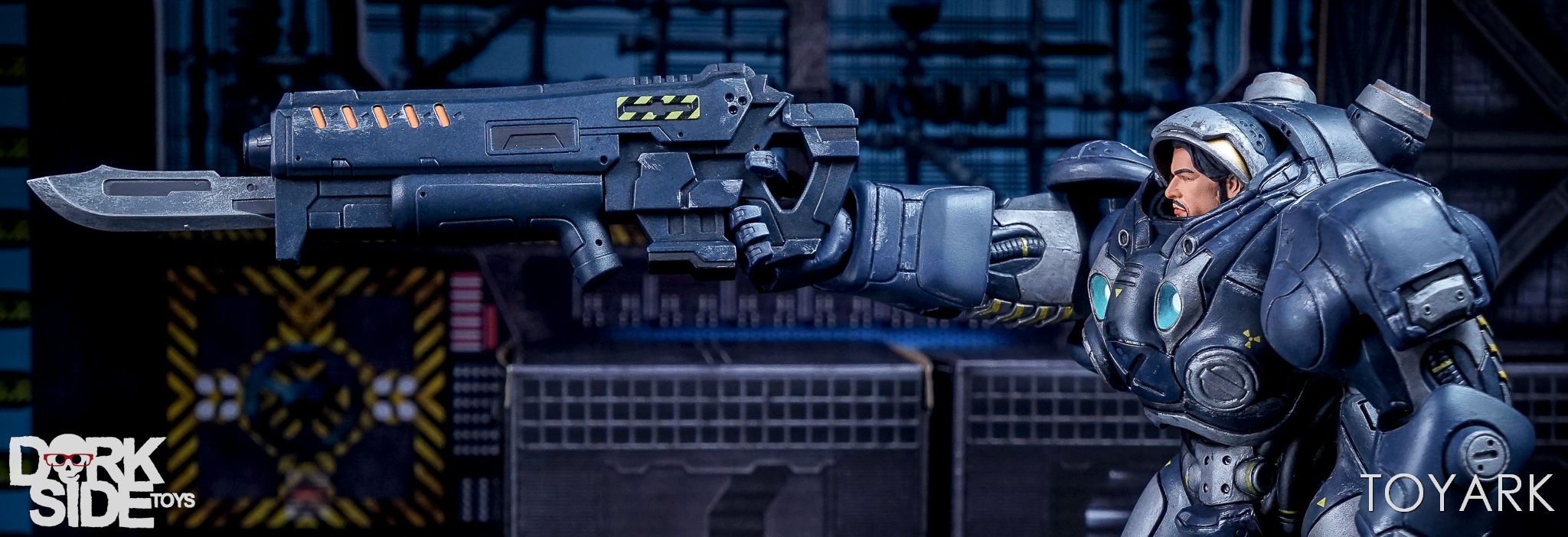 NECA Heroes Of The Storm Raynor 012