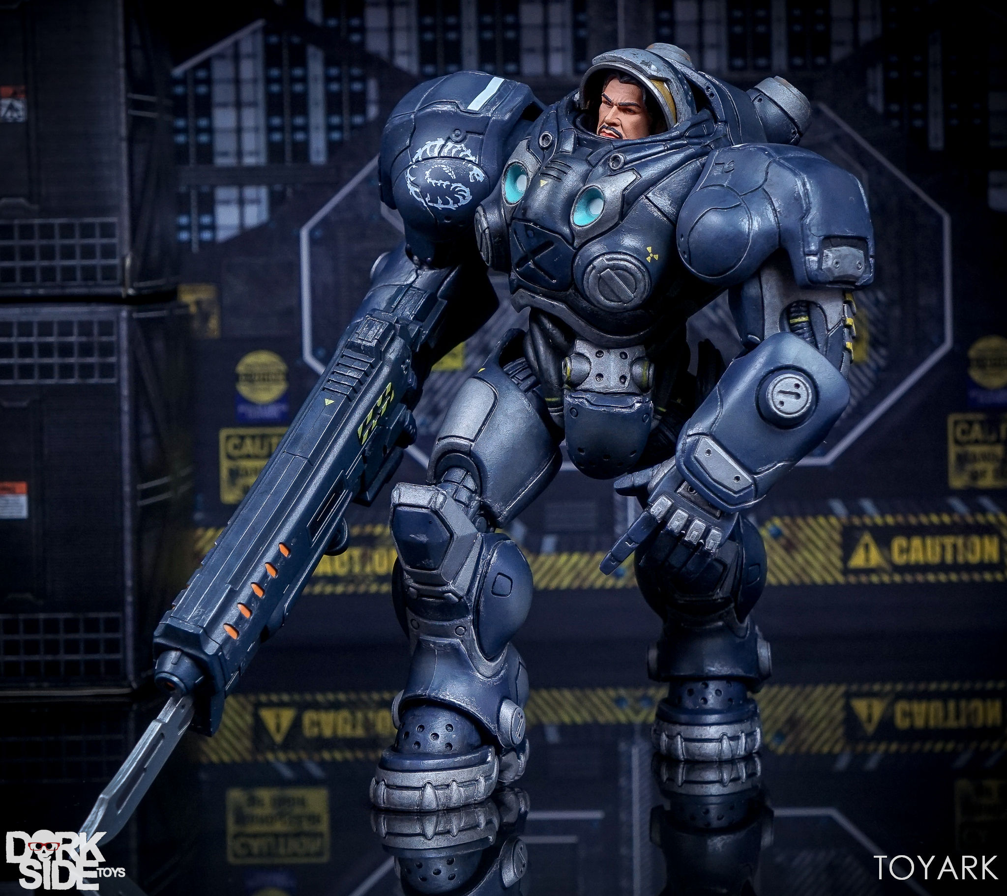 NECA Heroes Of The Storm Raynor 030