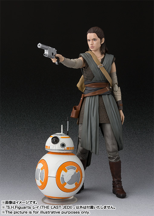 FORCE FRIDAY September 01-03 - Page 3 SH-Figuarts-Last-Jedi-Rey-005