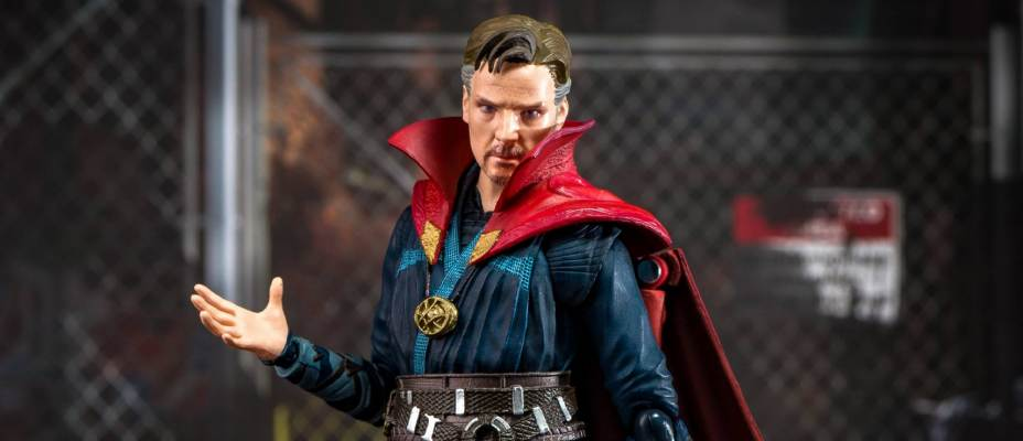 S.H. Figuarts Marvel Dr. Strange Photo Review
