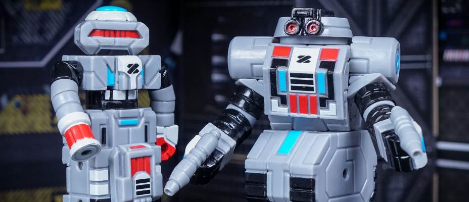 Toyfinity Robo Force and Mordles August 2017 Releases - Toyark Gallery
