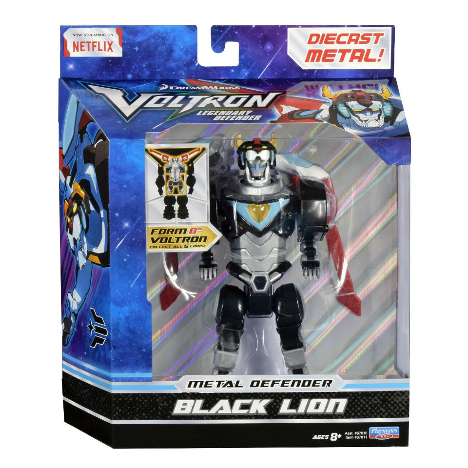 Toys R Us Lion Toys : Voltron metal defender collection photos and info the