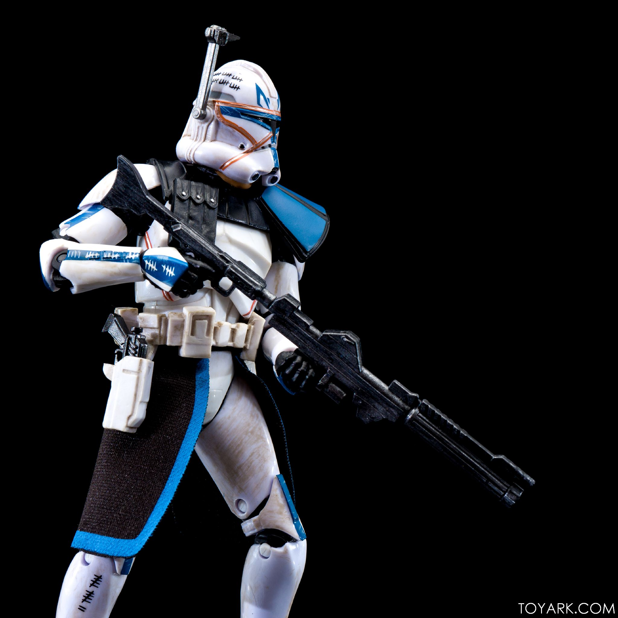 Captain Rex Hascon Exclusive In-Hand Pics - Toy Discussion ...