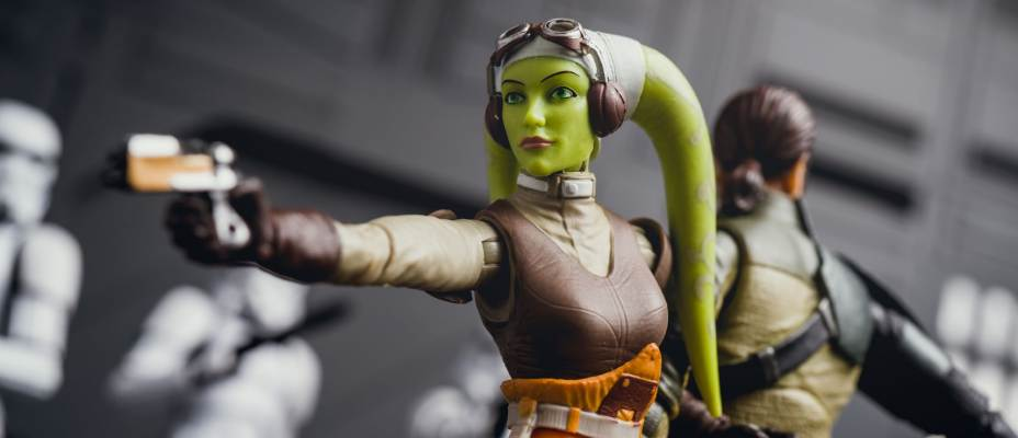 Hera Syndulla - Star Wars Rebels Black Series Photo Review