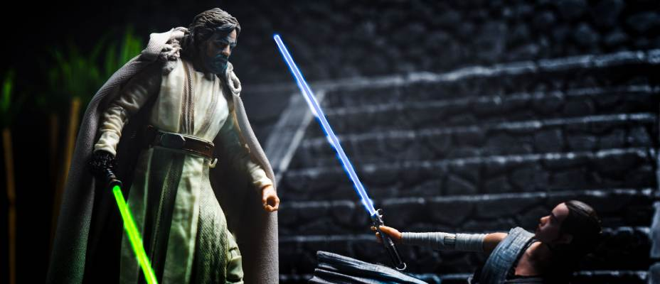 The Last Jedi Wave 1 - Star Wars Black Series Round Up Gallery