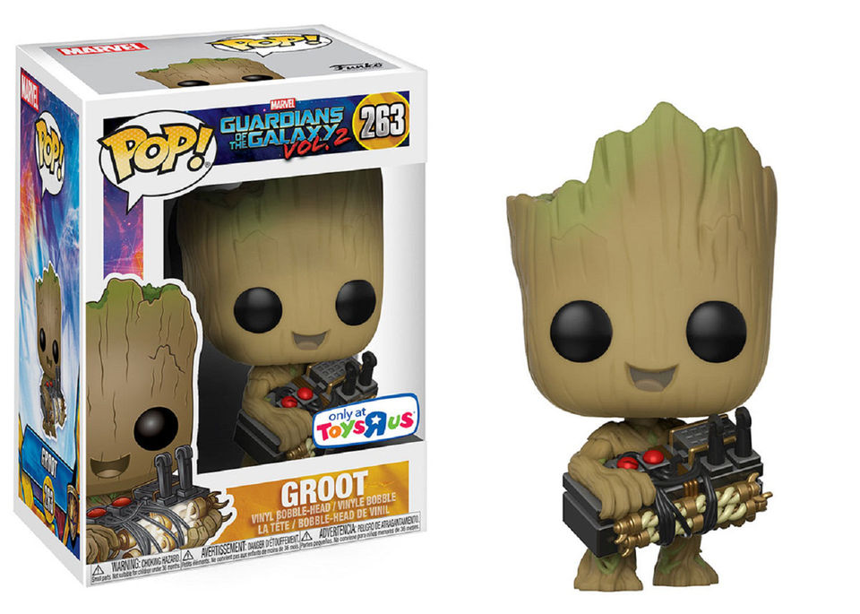 Toys R Us Reveals New York Comic Con 2017 Exclusives The